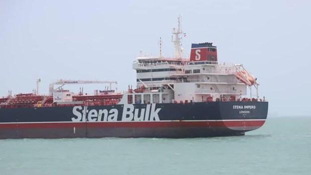 [TLMD - NATL] Irán abre una investigación al petrolero británico pese al trasfondo político