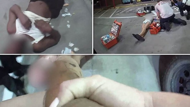 Los síntomas de una sobredosis en imágenes; autoridades revelan video