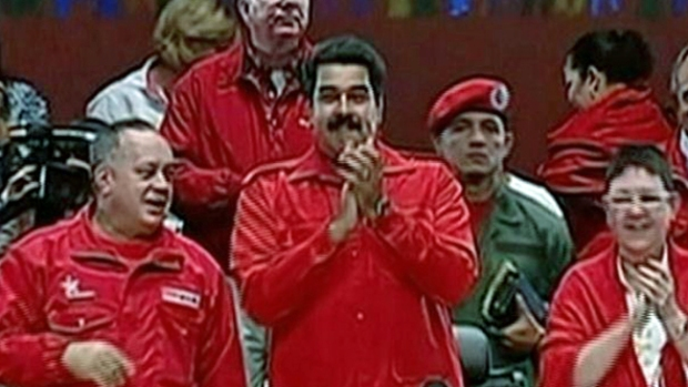 Video: Venezuela: crean padre nuestro chavista