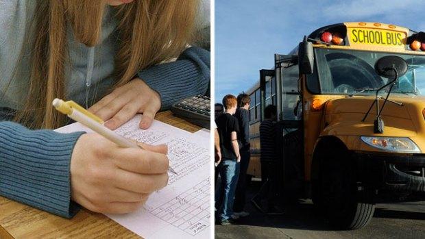 Video: ¿Prueba escolar? Examen de ciudadanía