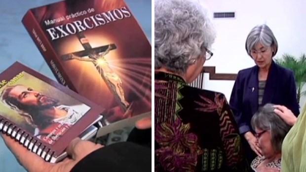 Video: Mujer describe relación con Lucifer Pt. 2