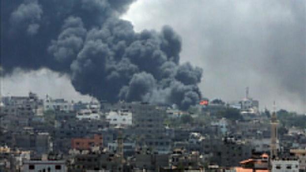 Video: Gaza: 25% de población desplazada