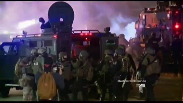 Video: Ferguson: una noche más tranquila