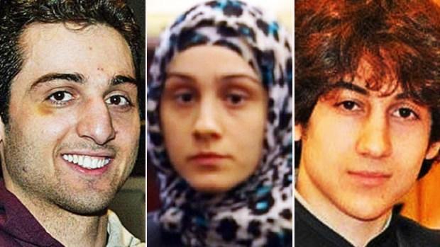 Video: Presa Tsarnaev tras amenaza de bomba