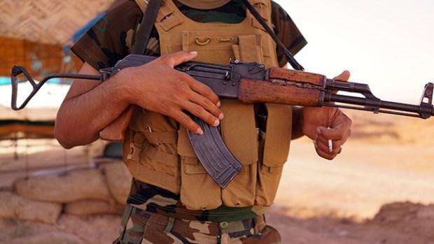 Video: ISIS comete otra supuesta decapitación