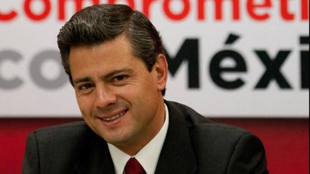 Video: El papa recibe al presidente de México