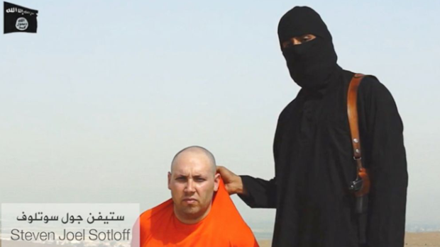 Video: ISIS: supuesta decapitación de Sotloff