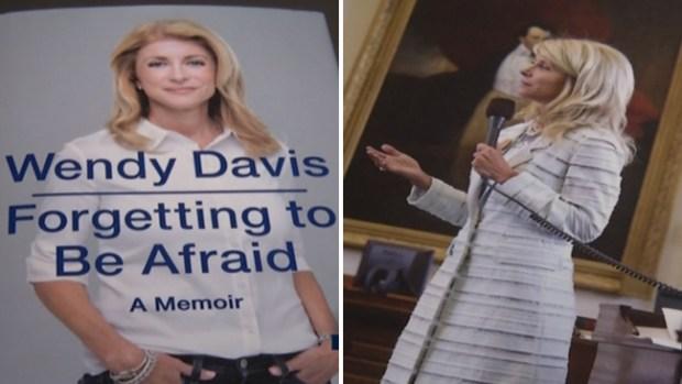 Video: Wendy Davis habla sobre sus abortos