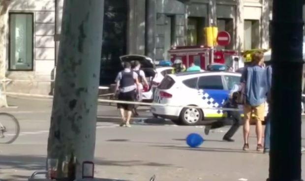 Investigación por ataque terrorista en Barcelona
