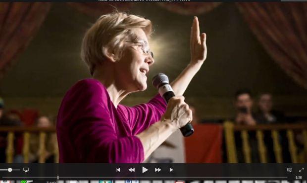 Quién es Elizabeth Warren