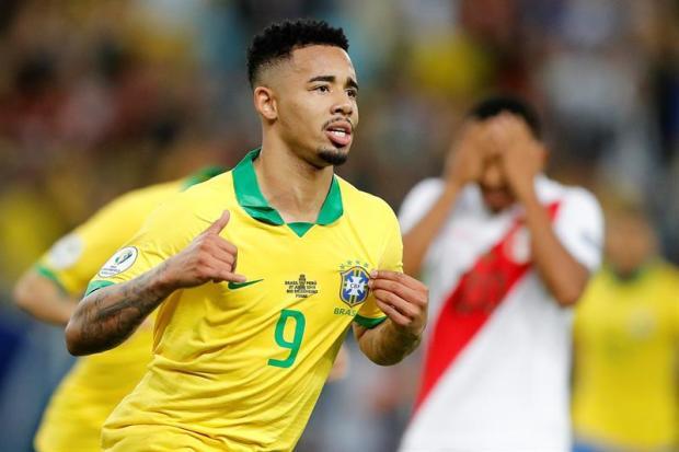 [TLMD National - LV] Brasil se pone 2-1 con golazo de Gabriel Jesus