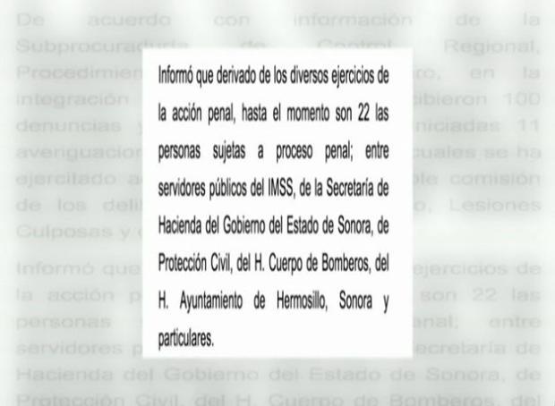 México: Piden cárcel para responsables de Guardería ABC