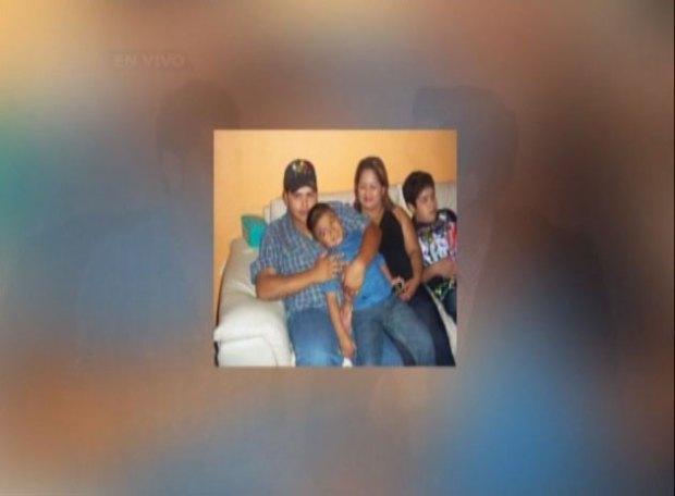 Fotos: Seis niños pierden a su mamá en choque