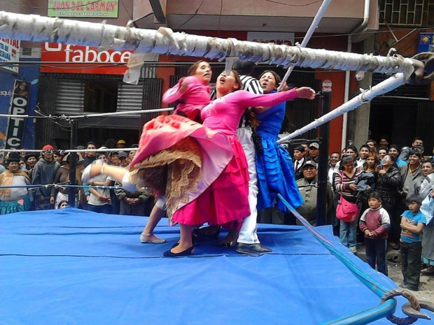 Conoce a las auténticas heroínas del ring