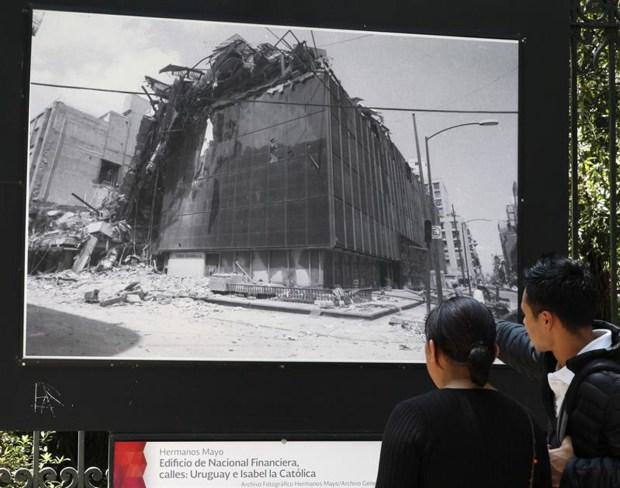 Imágenes y testimonios: A 32 años del terremoto de México