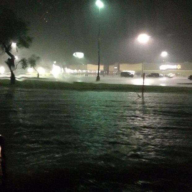 Fotos: Torrenciales lluvias se dejan sentir en el Valle de Texas