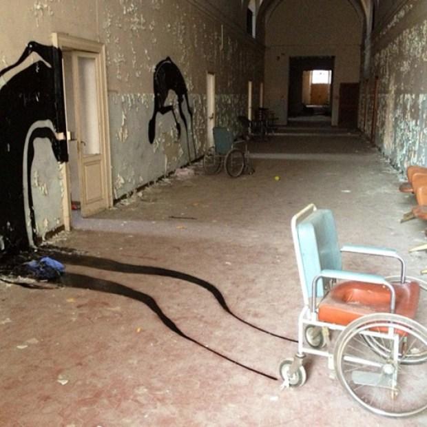 Hospitales embrujados del viejo continente