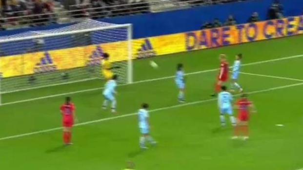 [TLMD - LV] Ertz anota el sexto gol de EEUU