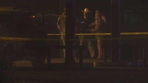 Autoridades investigan balacera mortal cerca de Elsa