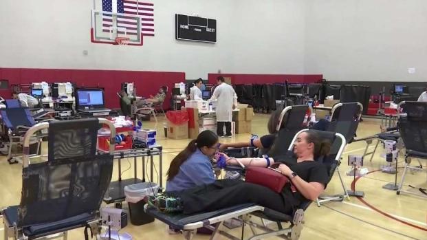Organizan campaña de donación de sangre