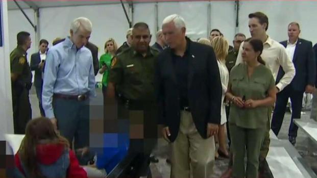 [TLMD - McAllen] Resumen de la visita de Mike Pence a la frontera