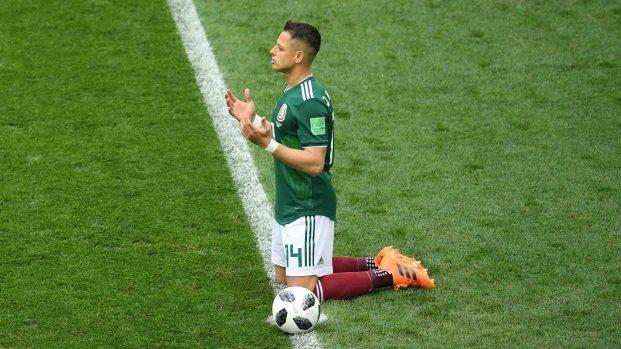 """[TLMD - LV] Rezos del Chicharito y de otros del Tri """"funcionan"""" ante Alemania"""