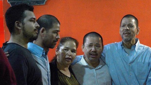 [TLMD - NATL] Hermanos mexicanos condenados a muerte y perdonados en Malasia