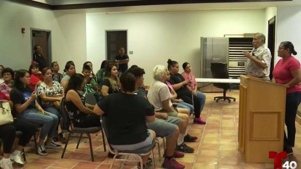 [TLMD - McAllen] Padres exigen respuestas tras acciones de distrito escolar