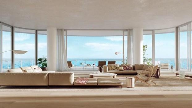 [correct URL] Un penthouse con dos piscinas y 11 baños es la propiedad más cara de Miami