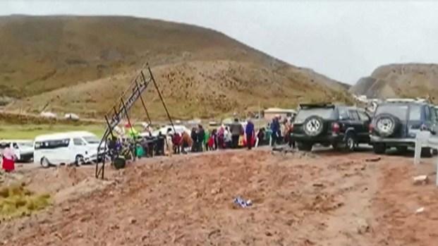 Aterriza de emergencia helicóptero que transportaba a Evo Morales