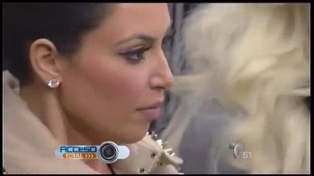 Hija de Kim Kardashian, ¿con entrenador personal?