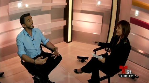 Video: Conductor de Suelta la Sopa enfrenta el cáncer