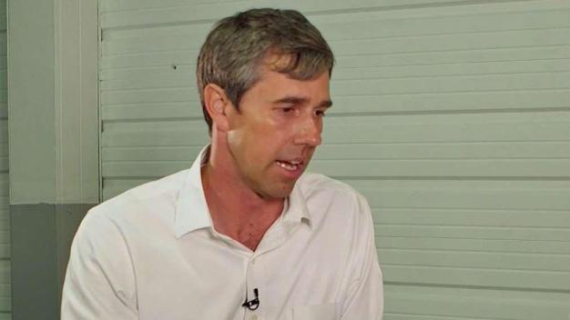 Beto O'Rourke explica sus planes si es elegido senador de Texas