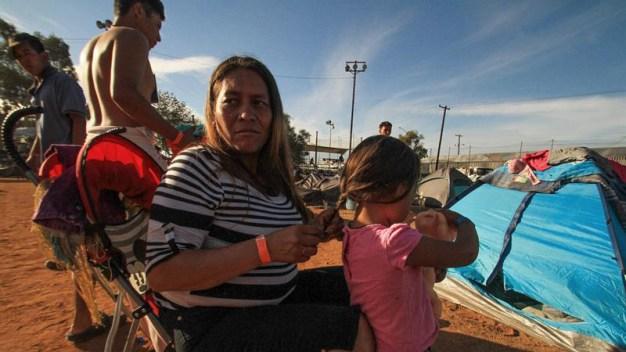 Migrantes deshojan la margarita: ¿dónde se quedarán?