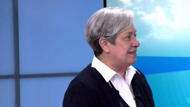 Norma Pimentel explica cómo lidia con el gran flujo de inmigrantes