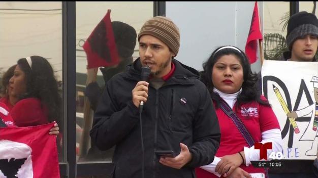 Protestan decisión de congresista sobre propuesta de ley