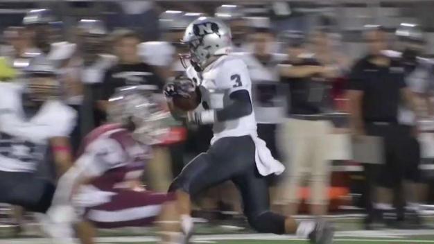 Fútbol americano escolar: Raiders de PSJA North pasan a ronda de área