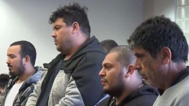 Reciben cargos relacionados a tráfico de drogas