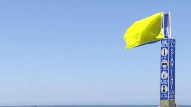 Significado de los colores de las banderas en la playa