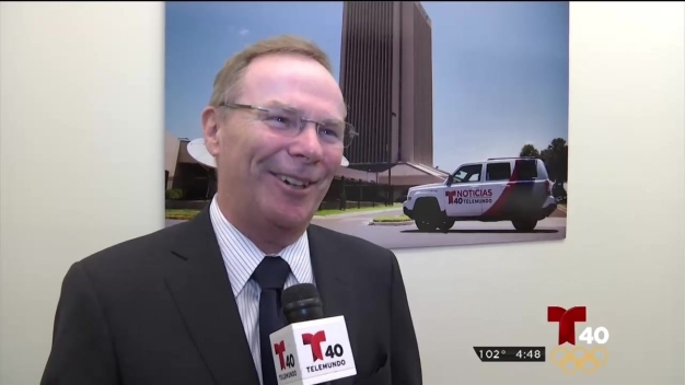 Telemundo 40 inaugura sus instalaciones