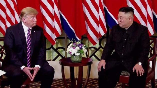Trump y Kim estarían planificando tercera cumbre