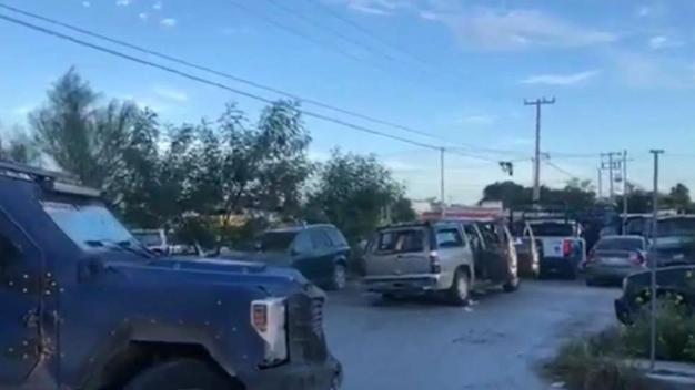 Enfrentamiento en Reynosa termina con varios abatidos