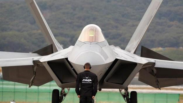 EEUU envía aviones para mostrar su poderío a Norcorea