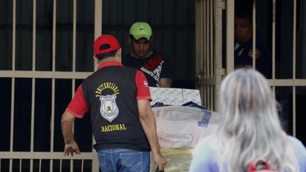 """Penal del infierno en Paraguay: ponen cartel de """"Lleno"""""""