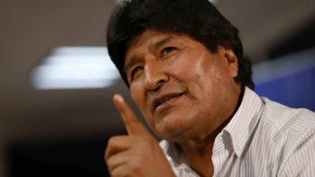 La sombría predicción de Evo Morales para Bolivia