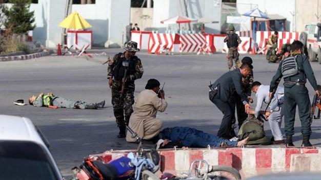 Sangriento ataque en Kabul deja muertos y heridos