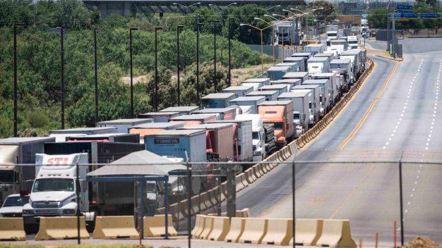 CBP anuncia cierre momentáneo de la garita de Laredo