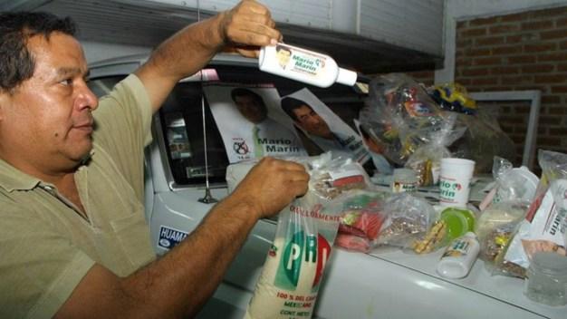ONG reporta compra del voto en 25 estados
