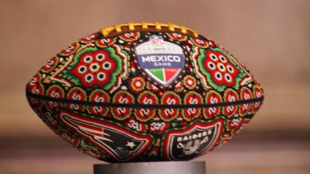 A dos meses del sismo, México abre los brazos a la NFL