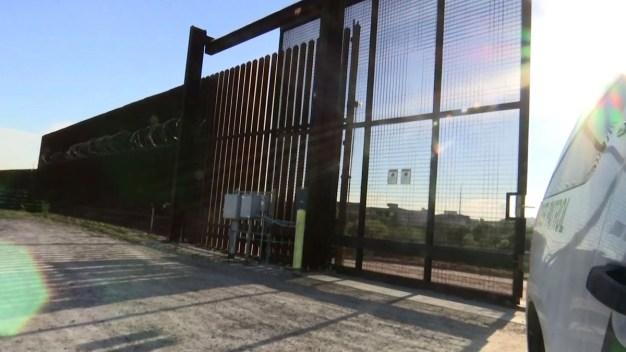 Residentes firmes en su oposición al muro fronterizo